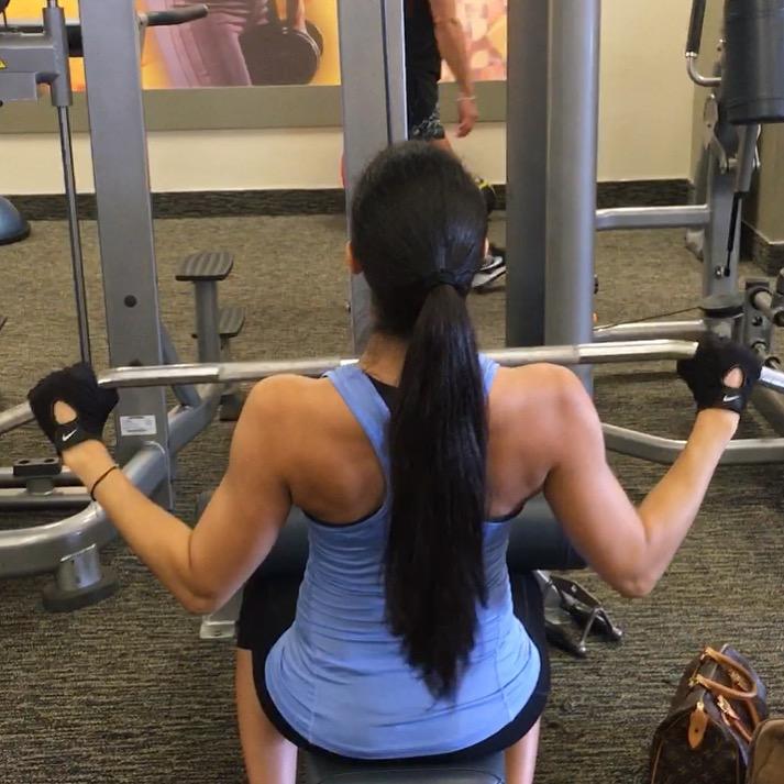 Back & Bicep Workout