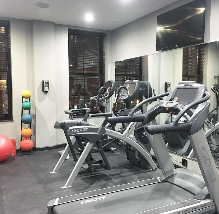Frederick Hotel Gym