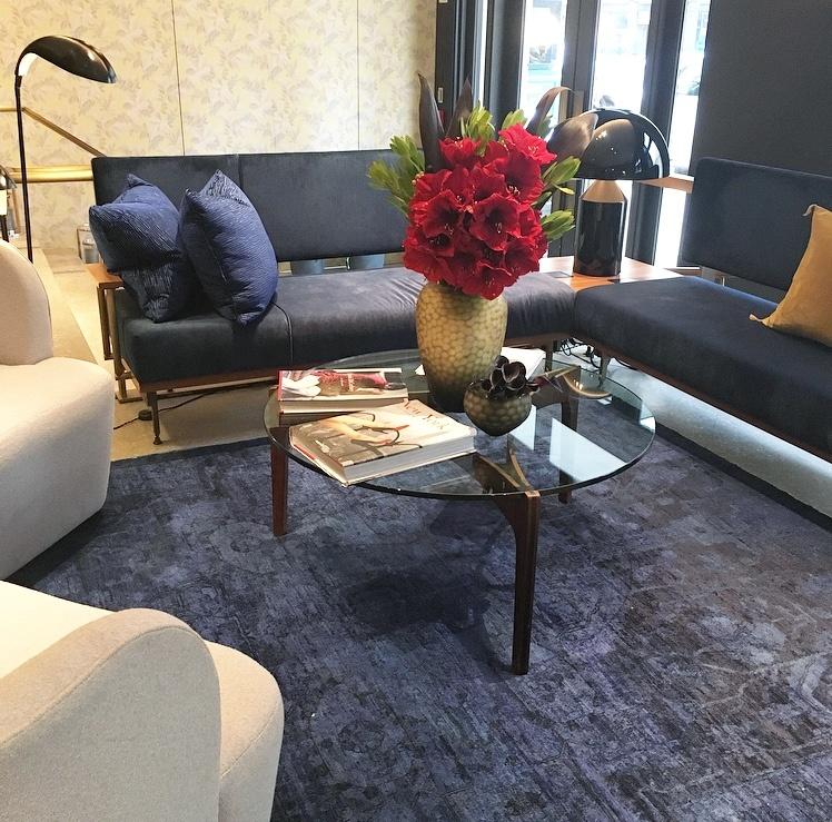 Frederick Hotel Lobby