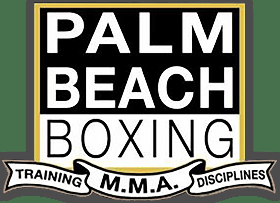 Palm Beach Boxing Logo