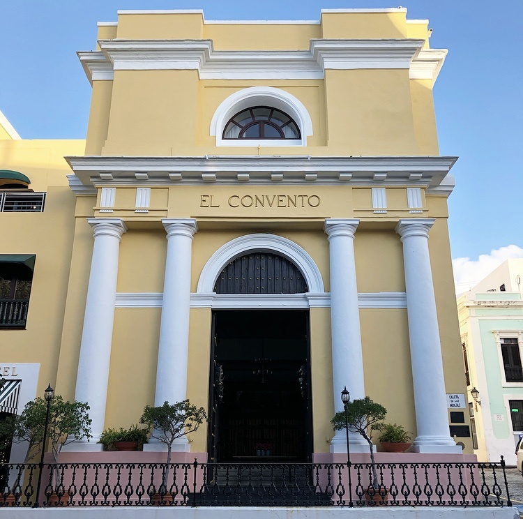 El Hotel Convento